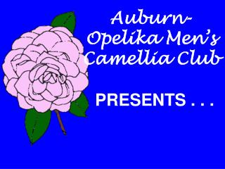 Auburn-Opelika Men's Camellia Club