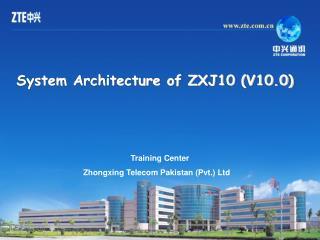 Training Center Zhongxing Telecom Pakistan (Pvt.) Ltd
