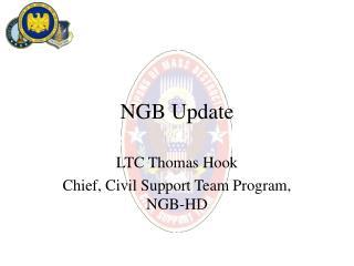 NGB Update