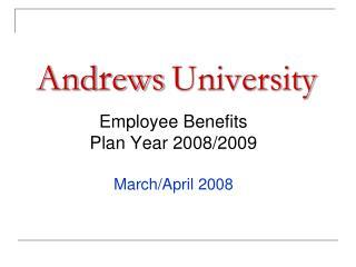 And r ews University