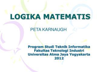 LOGIKA MATEMATIS