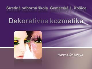 Martina Švihurová