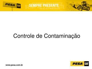 Controle de Contaminação