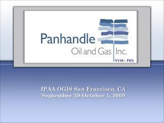 2008 IPAA OGIS San Francisco, CA - October 6 2008