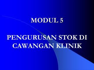 MODUL 5