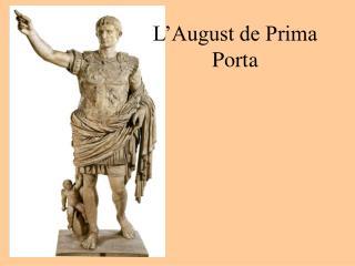 L'August de Prima Porta