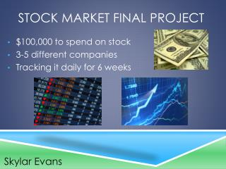 Stock market final project