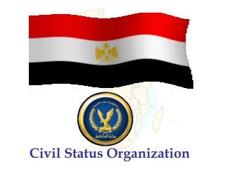 Civil Status Organization