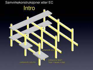 Samvirkekonstruksjoner etter EC Intro