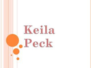 Keila  Peck