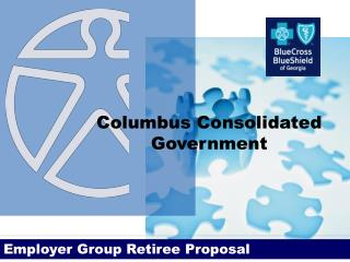 Employer Group Retiree Proposal