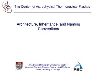 Architecture, Inheritance  and Naming Conventions
