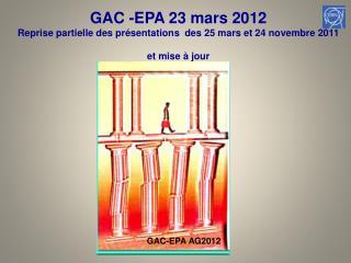 GAC-EPA AG2012