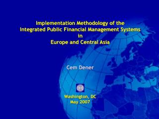 Implementation Methodology of the Integrated Public Financial Management Systems in