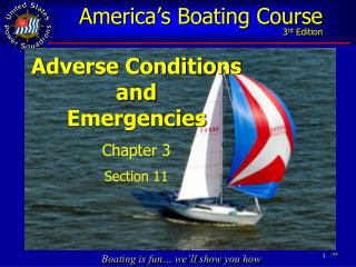 America's Boating Course 3 rd  Edition