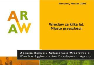 Wrocław za kilka lat. Miasto przyszłości.