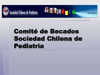 Comité de Becados Sociedad Chilena de Pediatría