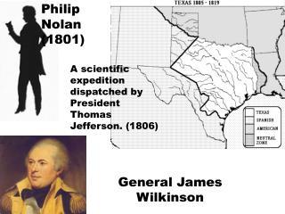 General James Wilkinson   1806