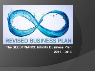 Revised business plan