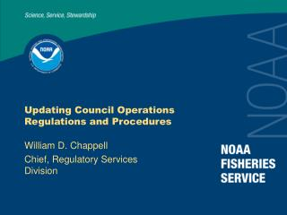 Updating Council Operations  Regulations and Procedures