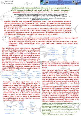 Kannan et al., 2002.  Environmental Science and Technology 36, 3210-3216.