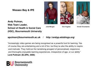 Wessex Bay & IPE