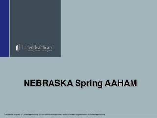 NEBRASKA Spring AAHAM