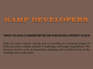 Things You Should Consider Before And When Buying A Property