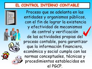 EL CONTROL INTERNO CONTABLE