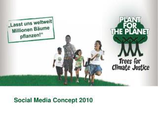 Social Media Concept 2010