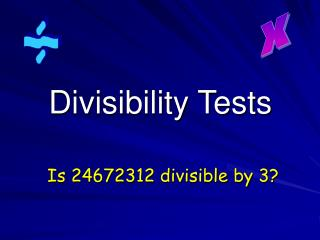 Divisibility Tests