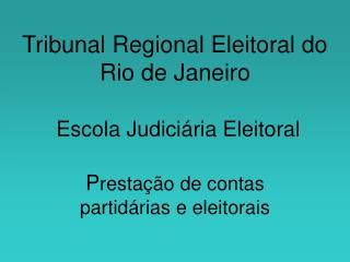 Fiscalização da Justiça Eleitoral