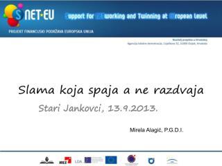 Mirela Alagić, P.G.D.I.