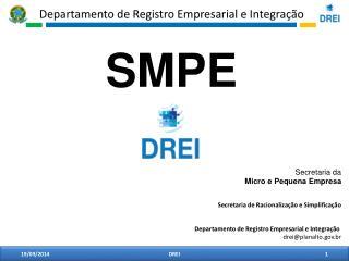 Secretaria da Micro e Pequena Empresa