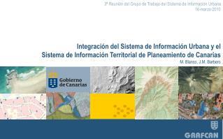 3ª Reunión del Grupo de Trabajo del Sistema de Información Urbana 16-marzo-2010