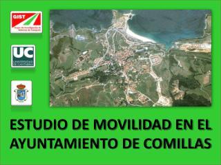 ESTUDIO DE MOVILIDAD EN EL AYUNTAMIENTO DE COMILLAS