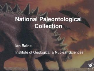 National Paleontological Collection