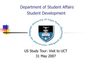 Department of Student Affairs Student Development