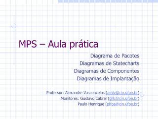MPS – Aula prática