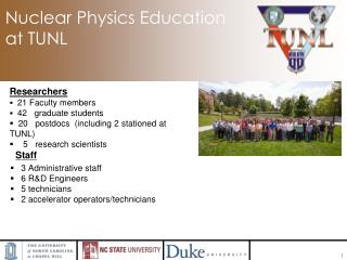 Nuclear Physics Education at TUNL