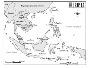 Ciri-ciri politik Thailand