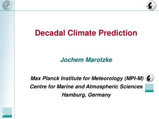 Decadal Climate Prediction