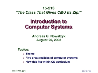 Introduction to C Programming for Embedded Programming
