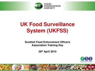 UK Food Surveillance  System (UKFSS)