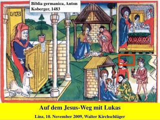 Biblia germanica, Anton Koberger, 1483