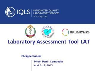 Laboratory Assessment Tool-LAT