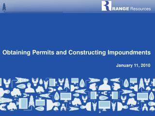 Obtaining Permits and Constructing Impoundments