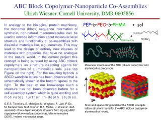 ABC Block Copolymer-Nanoparticle Co-Assemblies