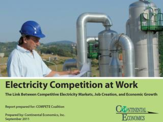 Electric competition began in 1992