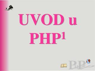 UVOD u PHP 1
